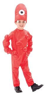 Toddler Monster Halloween Costume Amazon Com Paper Magic Group Yo Gabba Gabba Muno Toddler