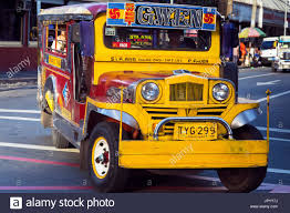 jeepney passengers manila philippines stock photos u0026 jeepney