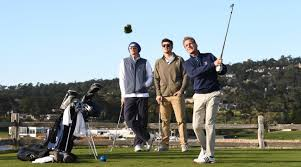 happy thanksgiving to the one i love r j harper has been a beloved figure at pebble beach for 32 years