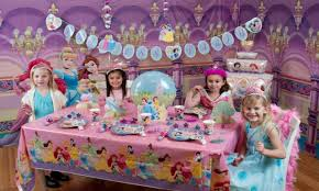 design rooms games princess birthday party decoration cute and
