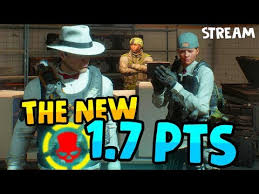 the brand new 1 7 pts the division 1 7 pts live stream youtube