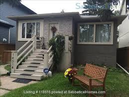 2 Bedroom House For Rent In Edmonton Sabbaticalhomes Com Edmonton Canada Home Exchange House For