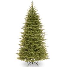 7ft nordic spruce slim feel real memory shape artificial
