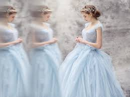 blue wedding dresses 36 breathtaking inspired wedding dresses for fairy tale