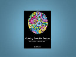 large print books for elderly coloring books for seniors large print coloring books