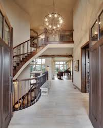 Entrance Light Fixture by Uplifting Mediterranean Entry Hall Designs That Will Welcome You Home