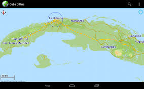 Offline Maps Android Offline Map Cuba Android Apps On Google Play