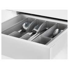 kitchen organizer smacker cutlery tray grey kitchen drawer