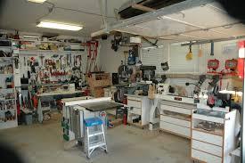 one car garage workshop greg s garage workshop the wood whisperer