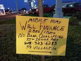 billings mt craigslist bandit signs mobile home buzz