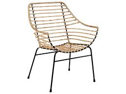 Joanna Gaines Products Magnolia Home By Joanna Gaines Boho Entwine Rattan Arm Chair