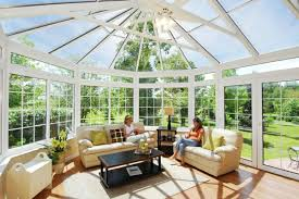 Home Conservatories Design And In A Leisurely Glass Haven Turn - Conservatory interior design ideas