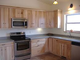 cool hickory kitchen cabinets 2planakitchen