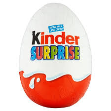 kinder egg drink up essex