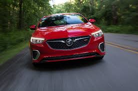 opel cascada 2018 2018 buick regal gs first look a v 6 powers the sporty hatchback