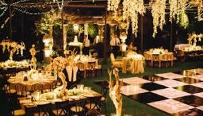 Outdoor Wedding Decoration Ideas 53 Magical Fairy Tales Wedding Decoration Ideas Vis Wed