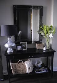 entry way table decor photo gallery of entryway table ideas viewing 4 of 15 photos