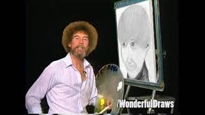 Bob Ross Meme - bob ross is depressed youtube