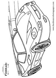 free printable ferrari coloring pages kids bratz coloring