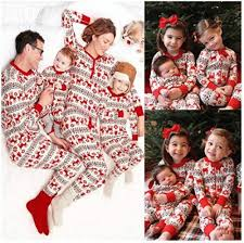 family pajamas sets