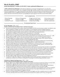 project management resume pdf cover letter project manager resume template it project manager
