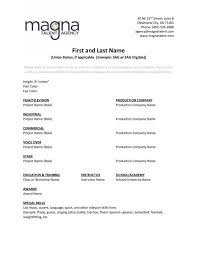 Resume For Free Online by Marvellous Resume For Talent Agency 93 For Free Resume Templates