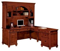 L Shaped Office Desk With Hutch 7480 48a Antigua Enchanting Details L Shape Desk With Hutch Dmi