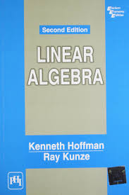 linear algebra 2nd edition hoffman kunze 9788120302709 amazon