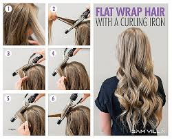 different ways to curl your hair with a wand to do curly hairstyles step by step lovely how to curl your hair 6