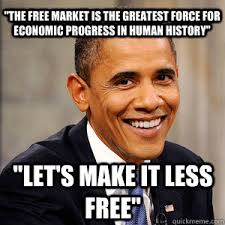 Economic Memes - the free market is the greatest force for economic progress in