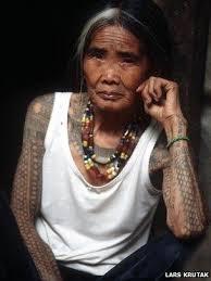 reviving the art of filipino tribal tattoos bbc news