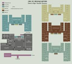 Floor Plan Mansion Mansion Map Floorplan By Org Nu On Deviantart