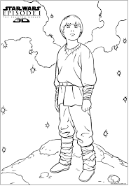 star wars anakin coloring pages pictures to pin on pinterest