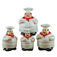 ebay kitchen canisters chef canisters ebay