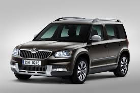skoda pimped up skoda yeti