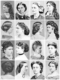 women hairstyle france 1919 women s hairstyles from the early 1900s part i historical hair