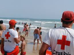 Beach Red Flag 16 Rescued From Guardamar Red Flag Beaches In Single Morning The