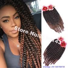 how many packs of hair for jumbo braids ombre synthetic braiding hair 6 packs 18 inch havana mambo twist