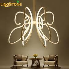 Moderne Leuchten Fur Wohnzimmer Online Kaufen Großhandel Schmetterling Leuchte Aus China
