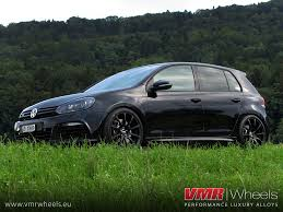 volkswagen golf wheels vmr wheels v701 matte black volkswagen golf vi r flickr