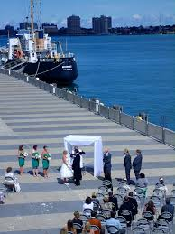 Port Huron Michigan Map by Seaway Terminal Port Huron Mi Michigan Wedding Ceremony