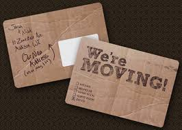 19 best moving announcements images on moving