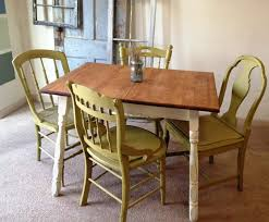 kitchen table how to paint furniture black like pottery barn