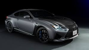 rcf lexus 2017 interior 2017 lexus rc f limited edition review top speed