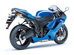 electric blue on the 2005 kawasaki 636 ninja melt me color