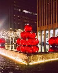 radio city spectacular ornament 75th year