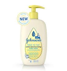 soothe dry skin extra moisturizing baby wash johnson u0027s