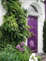 Colors For Front Doors Outdoor Entrance Purple Front Door Choosing Colors For Front