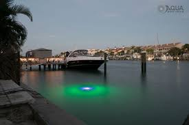 underwater led dock lights underwater dock lights premier led technology aqua dock lights