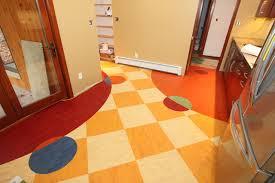 custom linoleum kitchen floor eclectic kitchen bridgeport